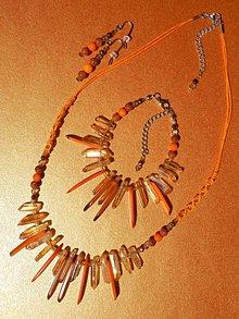 Sady šperkov - Sada šperků bohyně Brigit - 8430156_