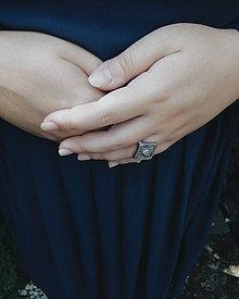 Prstene - Zo šperkovnice starej mamy - 8430282_
