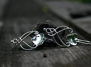 Náušnice - Celtic love - 8429205_