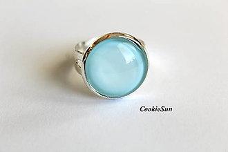 Prstene - Prsteň Shiny Lagoon - 8428919_