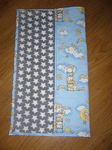 Textil - Dečka,podložka  macíková 60x72 - 8430524_