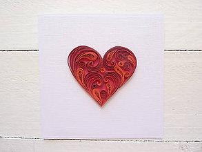 Papiernictvo - svadobná pohľadnica - 8429344_