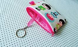 Taštičky - Baby Dolls... kľúčenka - 8432666_