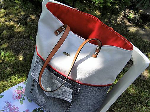 986b530264 Kabela riflová velká-aj na notebook   jamilla - SAShE.sk - Handmade ...