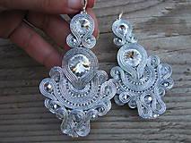Silver...soutache (Crystal 2)