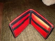 Tašky - pánska peňaženka - 8433608_