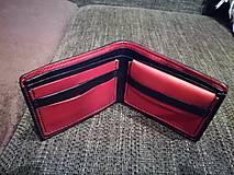 Tašky - pánska peňaženka - 8433609_