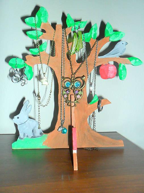 Stromček na bižutériu   Cilekova - SAShE.sk - Handmade Dekorácie 01c3ce0cf4