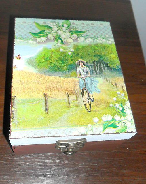 Malá krabička   Cilekova - SAShE.sk - Handmade Krabičky 775dc30710