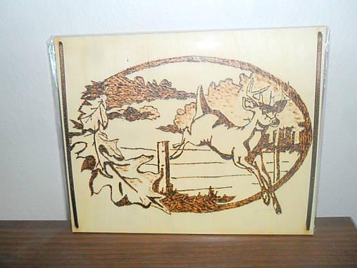 Poľovnícky obrázok   Cilekova - SAShE.sk - Handmade Obrázky a644ebdeb7