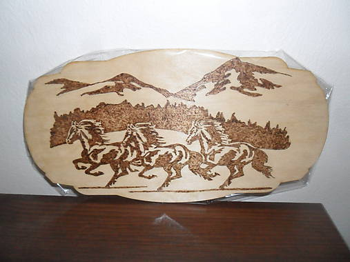 Obrázok 3 kone   Cilekova - SAShE.sk - Handmade Obrázky c1b7896cf7