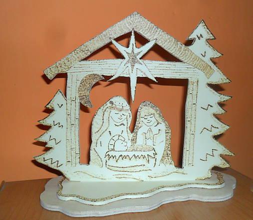 Betlehem   Cilekova - SAShE.sk - Handmade Dekorácie 449909369a