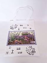 Nákupné tašky - Taška Provensal  - 8432253_