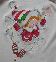Iné oblečenie - Vianočná minivíla - 8430935_