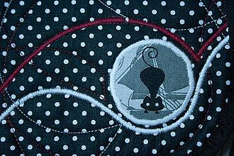 Iné tašky - sivý Murko - 8433164_