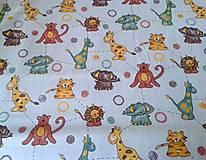 Textil - Látky s detským vzorom - 8433080_