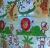 Textil - Látky s detským vzorom - 8433081_