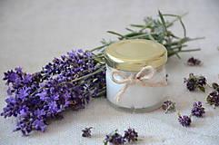 Drogéria - Romantická - Prírodná krémová voňavka (deo) LEVANDUĽOVÁ - 8433909_