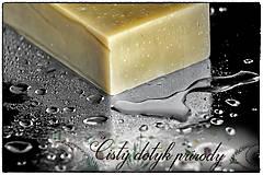 Drogéria - Čistý dotyk prírody, Čisté príRODné mydlo - 8436323_
