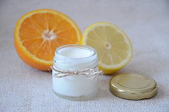 Drogéria - Éterická - Prírodná krémová voňavka (deo) CITRUSOVÁ - 8435962_