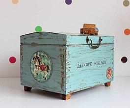 Krabičky - Box na zákazku. - 8436185_
