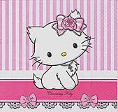 Papier - Servítka Hello Kitty - 8438138_