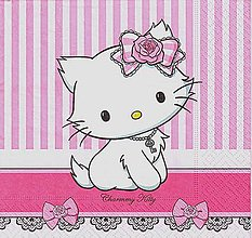 Papier - Servítka Hello Kitty - 8438138_
