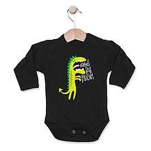 Detské oblečenie - Rebel bez príčiny! - 8439941_