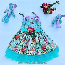 Detské oblečenie - Flower Garden - 8437294_