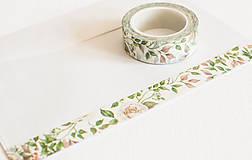 - WASHI / papierová páska na tvorenie