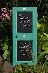 Tabuľky - Tabuľa Provence - 8438973_