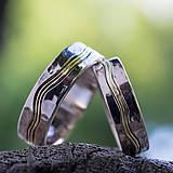 Prstene - Naše cesty sa stretli - 8440132_