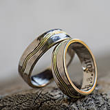 Prstene - Naše cesty sa stretli - 8440133_