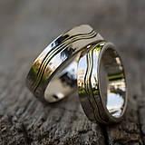 Prstene - Naše cesty sa stretli - 8440134_