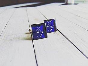 Šperky - Manžetové gombíky - 8440778_