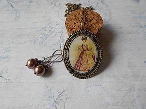 Sady šperkov - Vintage lady # 1 - ZĽAVA zo 6,70 eur - 8441130_