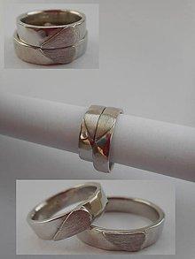 Prstene - Tepané srdce - 8441107_