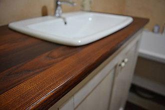 Nábytok - Kúpeľňová skrinka - 8442763_