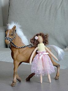 Hračky - Mini bábika Tutu - 8441595_