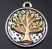 Komponenty - Prívesok strom života - 8441717_