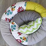 Textil - Had *Folk* - 8443491_