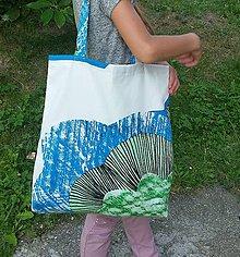 Nákupné tašky - Nákupná taška - Pod modrou oblohou - 8444840_