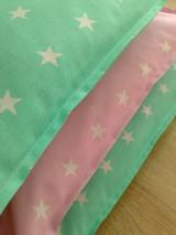 Textil - Vankúšiky *hviezdičky* - 8444563_
