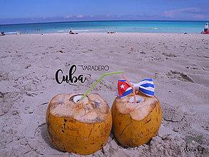 Doplnky - Pánsky motýlik Kuba - 8443231_