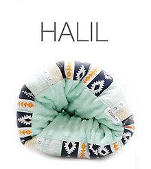 Textil - Kojenecký vankúš Halil - 8445069_