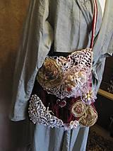 Iné tašky - Vintage taška - 8444823_