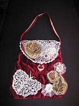 Iné tašky - Vintage taška - 8444824_