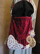 Iné tašky - Vintage taška - 8444829_