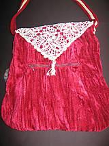Iné tašky - Vintage taška - 8444835_