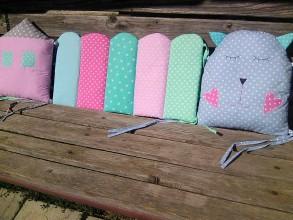 Textil - malé hniezdočko 30 + 60 + 30 - 8444247_